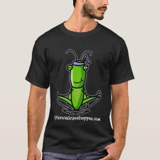 Geduld, Heuschrecken-Dunkelheits-T - Shirt