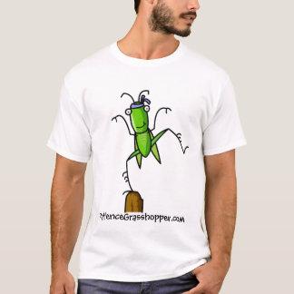 Gedulds-Heuschreckenbalance T-Shirt