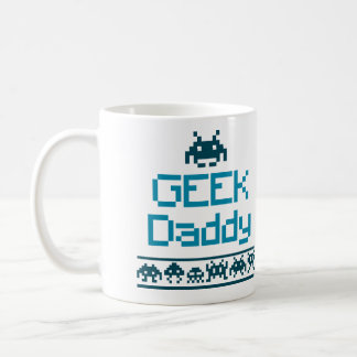 GEEK Daddy zerteilt Tasse