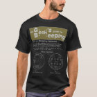 Geek-Imkerei (Netze) - schwarzer T - Shirt