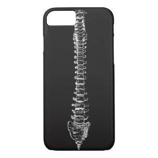 Geeky Dorn-Anatomie-Rückenmark-vertebrale Spalte iPhone 8/7 Hülle