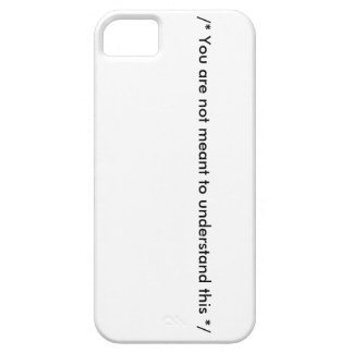 Geeky iPhone Fall iPhone 5 Case