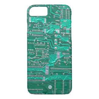 Geeky Leiterplatte iPhone Fall iPhone 7 Hülle