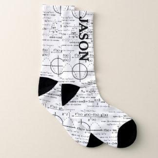 Geeky Physik-personalisierte Geschenke Socken