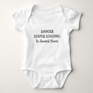 Gefahrenwindel-Laden: Baby Strampler