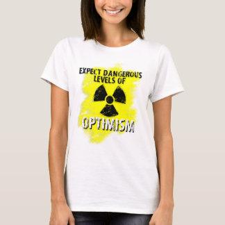 gefährlicher Optimismus T-Shirt