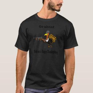 gefährlicher Truthahn T-Shirt