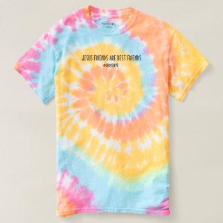 Gefärbte Krawatte Chris Nye 2 T-shirt
