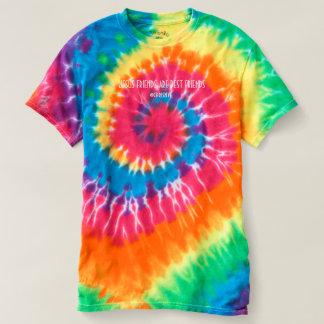 Gefärbte Krawatte Chris Nye T-shirt