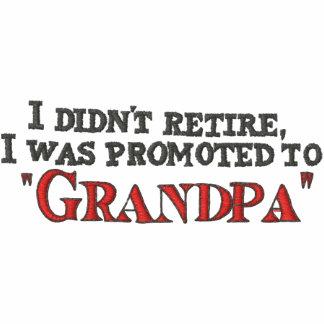 Geförderter Großvater