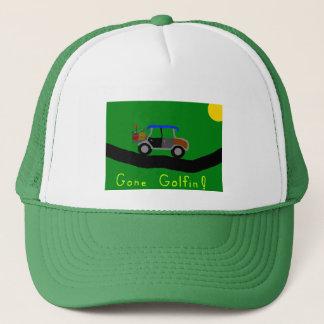 gegangene golfin Kappe