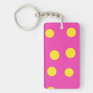 Gegangenes Dotty keychain Schlüsselanhänger