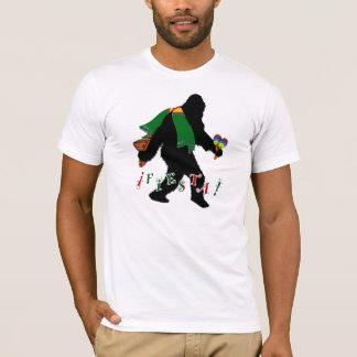 Gegangenes Squatchin - Fiesta Squatchin T-Shirt