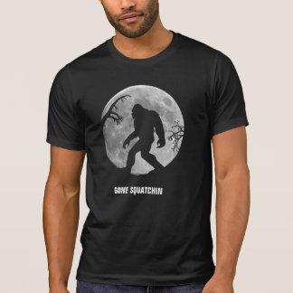 Gegangenes Squatchin - personalisiert T-Shirt