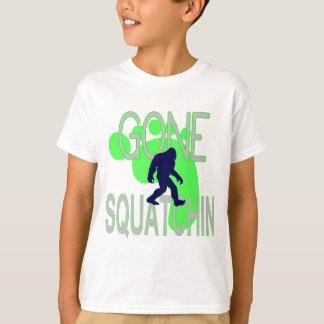 gegangenes squatchin T-Shirt