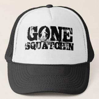 Gegangenes squatchin truckerkappe