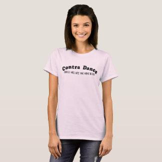 Gegen Tanz-Stimmen T-Shirt