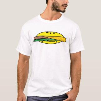 gegrillte Hamburgerpastetchenbrötchen T-Shirt