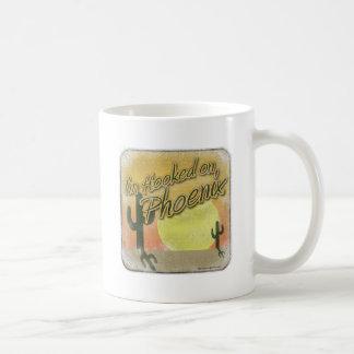 Gehakt auf Phoenix Kaffeetasse