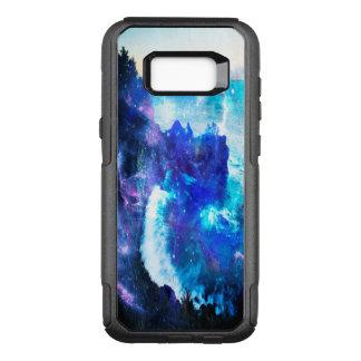 Geheime Bucht OtterBox Commuter Samsung Galaxy S8+ Hülle