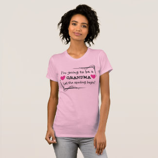 Gehen, ein Großmutter-Shirt zu sein T-Shirt