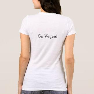 Gehen Gerechtigkeit für alles Tierrecht-Shirt T-Shirt