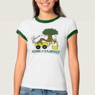 Gehen Grün. Verringern Sie, verwenden Sie wieder, T-Shirt
