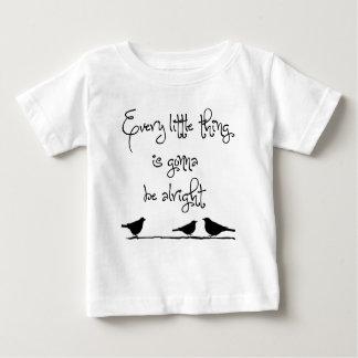 Gehen, gut zu sein baby t-shirt