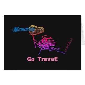 Gehen Reise! Karte