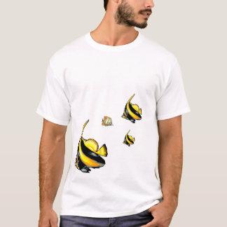 Gehen Sie gegen den Strom T-Shirt