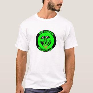 Gehen T - Shirt grüner
