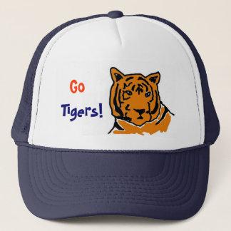, Gehen Tiger! Hut Truckerkappe