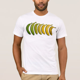 Gehende Bananen T-Shirt