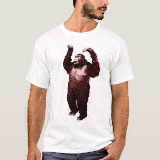 Gehender Affe! T-Shirt