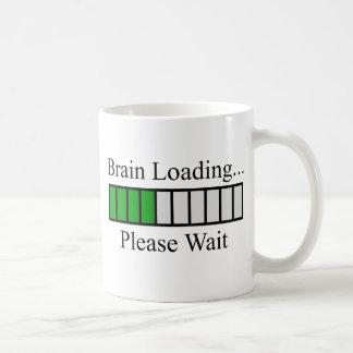 Gehirn-Laden-Bar Kaffeetasse