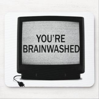 Gehirn und das Mausmouspad Mousepad