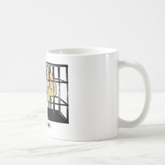 Gehirn-Zelle Kaffeetasse