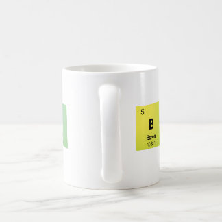 Gehirne, gemacht von den Elementen, Kaffeetasse