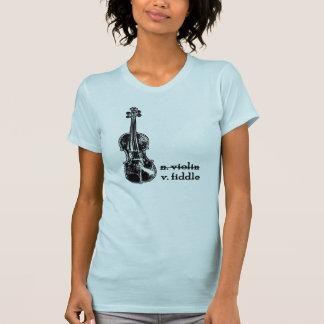 Geige, nicht eine Violine T-Shirt