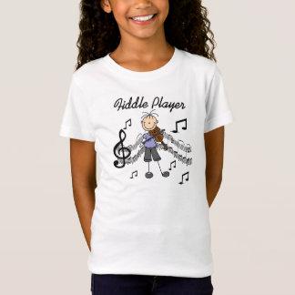 Geigen-Spieler-Shirt T-Shirt