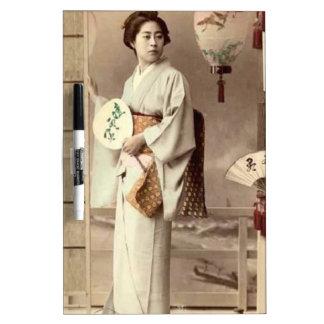 Geisha Memoboards