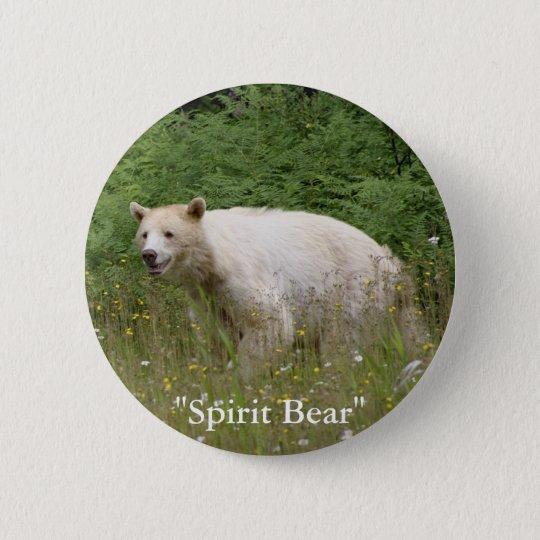 Geist-Bärn-Geschenke Runder Button 5,1 Cm