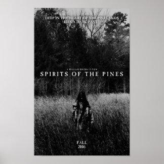 Geist der Kiefern Poster