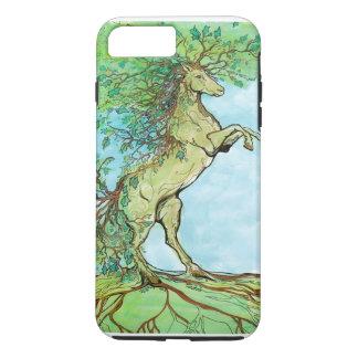 Geist des Holzes iPhone 7 Plus Hülle