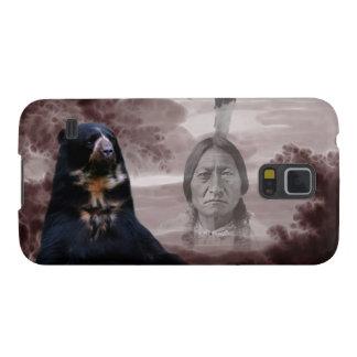 Geist des schwarzen Bären Samsung S5 Cover