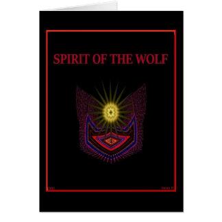 Geist des Wolfs Karte