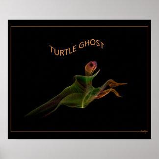 Geist einer Schildkröte Poster