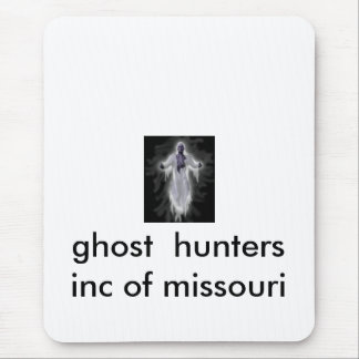 Geist, Geistjäger Inc. von Missouri Mousepads
