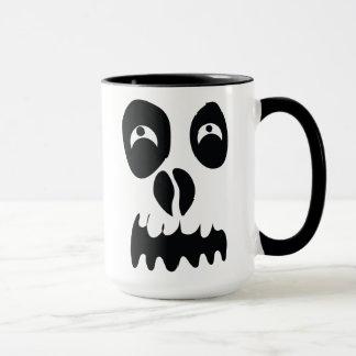 Geist-Gesicht Tasse
