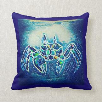 Geist-Krabbe 1 Kissen